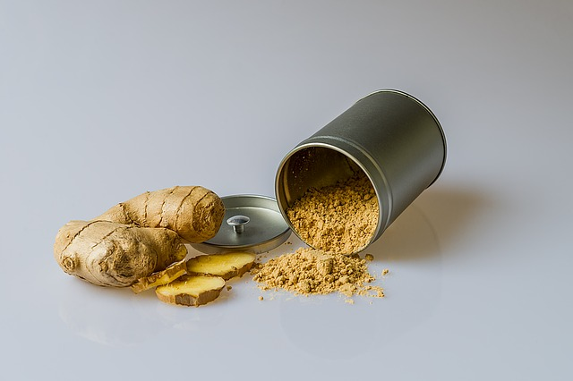 ginger as a medicinal plant